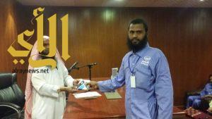 المكتب التعاوني ينظم معرض توعوي لخدمة الجاليات بمستشفى الخميس العام