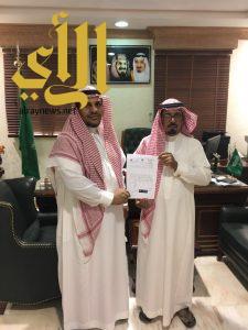 بلدية اللهابة تصدر أول رخصة بناء الكترونية