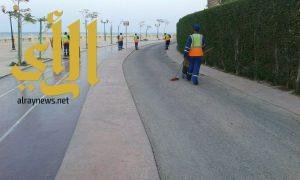 ادارة النظافة في بلدية الخبر تكمل خطتها الرقابية لعيد الأضحى المبارك