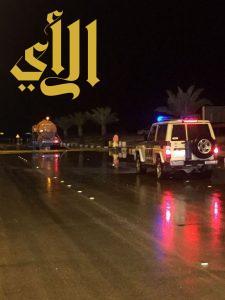 بلدية عريعرة تكثف جهودها خلال هطول الأمطار
