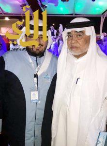 """الكُشاري يحتفل بتخرج """"عاصم"""" من الهندسة"""