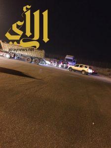 أمانة الشرقية : ضبط موقع لنقل الرمال في ضاحية الملك فهد بغرب الدمام
