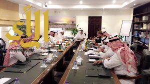 أمين الشرقية يناقش مع مستشار وزير الشؤون  البلدية والقروية مبادرات الأمانة الثلاث