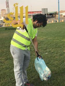 بلدية حفر الباطن تحتضن مبادرة #حفرنا_أجمل