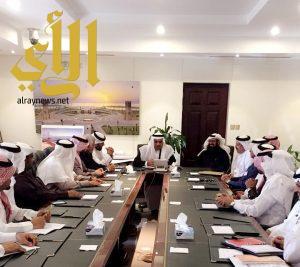 أمين الشرقية يلتقي المجلس البلدي للمنطقة الشمالية بمملكة البحرين وحاضرة الدمام