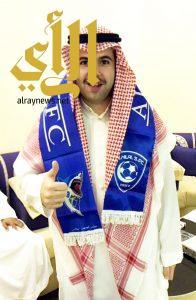 الأمير عبدالله بن سعد يدعم الهلال بألف تذكرة أمام الوحدة