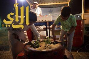 """بلدية الخبر تشارك في معرض """" تدوير """" بالتعريف بالنفايات الصلبة والتخلص الآمن منها"""