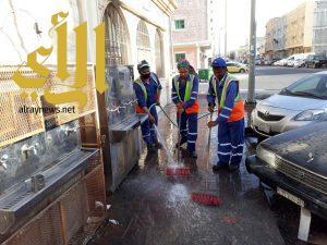 أمانة الشرقية تجهز 3679 عامل لعيد الفطر المبارك