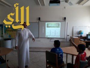 """610 طلاب في برنامج """" المواطنة """" بتعليم عسير"""