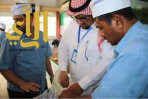 بلدية وسط الدمام: زيارة 463 منشأة صحية خلال الشهر الماضي