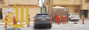 بلدية الجبيل : انتهاء الأسبوع السادس عشر لحملة النظافة والإصحاح البيئي