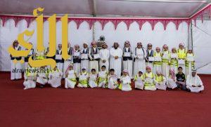 الجمعية الخيرية بمحافظة طريب تكرم المتطوعين بمشروع افطار صائم لعام ١٤٣٨