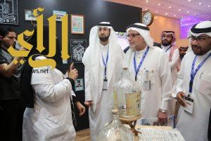 """انطلاق فعاليات المؤتمر الدولي للجمعية الصيدلية السعودية """"سيفا٢٠١٨"""""""