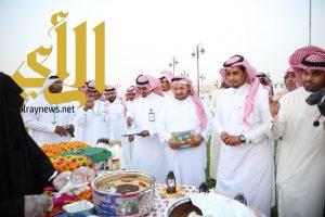 شاهد ..أكثر من 30 أسرة منتجة تشارك في مهرجان الحبحب الخامس بوادي الدواسر