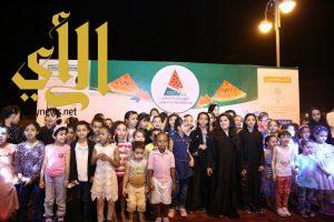 فعاليات المسرح تجذب زوار مهرجان الحبحب الخامس بوادي الدواسر