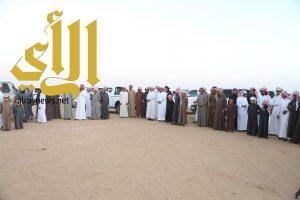 اختتام منافسات الصيد بالصقور في محافظة وادي الدواسر