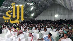 """""""مهرجان صيف الشرقية"""" يحقق أكثر من ٣،٨ مليون مشاهدة عبر مواقع التواصل الاجتماعي"""