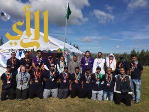 الأمين العام للكشافة العالمية يُشيد بالمشاركات الكشفية السعودية حول العالم