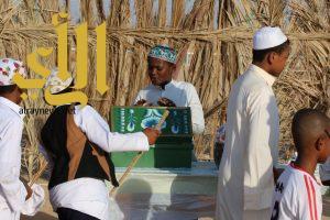 مهرجان شعبي في وادي الدواسر بمناسبة اليوم الوطني