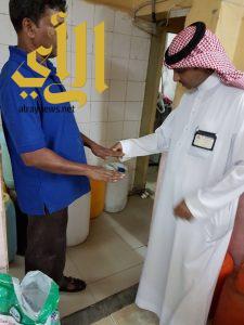بلدية بقيق: زيارة 136 منشأة ورصد 48 مخالفة خلال اسبوعين من الحملة