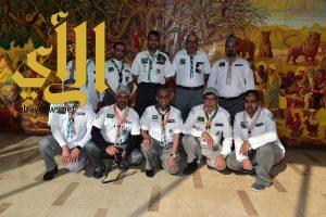 الكشافة السعودية تبدأ مشاركتها في دبلوما الإعلام والاتصال والتسويق