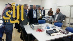 محكمون دوليون يبحثون معايير الاعتماد (ABET) لكلية الهندسة بوادي الدواسر