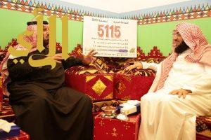 """وكيل إمارة منطقة الرياض : بر أبها """"جامعة البر الخيرية بمنطقة عسير"""""""