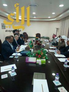 أمين الاتحاد العربي لرواد الكشافة يلتقي بأعضاء رابطة رواد ومرشدات الكويت
