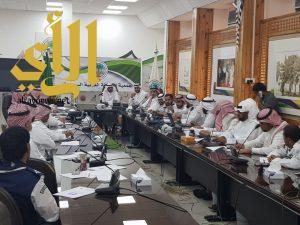 جمعية الكشافة تعقد اجتماعا تحضيرياً لمشاركاتها الخارجية