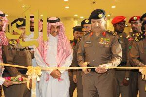 الفريق العمرو يدشن حملة (الوقاية هي الغاية) للدفاع المدني بمدينة الرياض