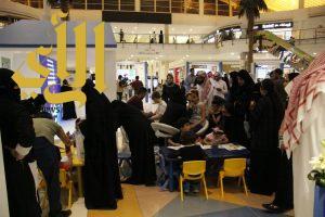 أكثر من 700 زائر في ختام معرض (الوقاية هي الغاية)