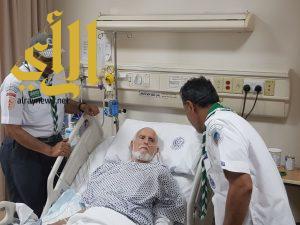 نائب رئيس جمعية الكشافة يزور معالي الدكتور عبدالله نصيف