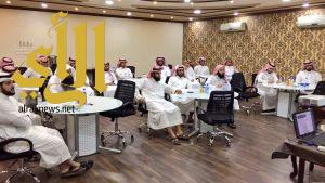 """اختتام البرنامج التدريبي """" قيادة التطوع """" في محافظة وادي الدواسر"""