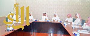 لجنة التدريب والتعليم الاهلي بغرفة نجران تعقد اجتماعها الاعتيادي