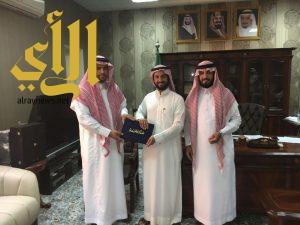 تكريم المشاركين في حفل تخرج طلاب وطالبات وكالة جامعة الأمير سطام بن عبدالعزيز