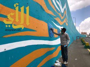 أمانة عسير : أبها ستحتضن إحدى أكبر جداريات العالم