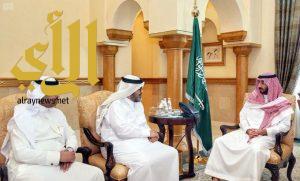 الأمير عبدالله بن بندر يطلع على خطط الجمعيات التعاونية بالمنطقة