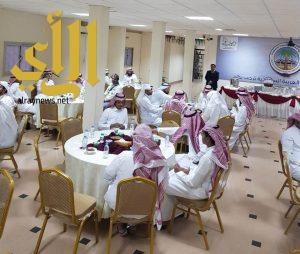 أمانة جمعية الكشافة تقيم إفطاراً رمضانياً لمنسوبيها