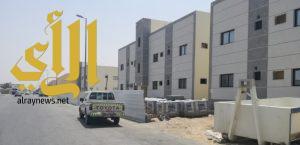 بلدية الجبيل تشدد على المباني التي يتم إنشاؤها دون مراعات الاشتراطات وضوابط البناء