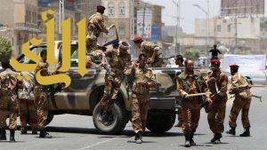 الجيش اليمني يتقدم في صرواح