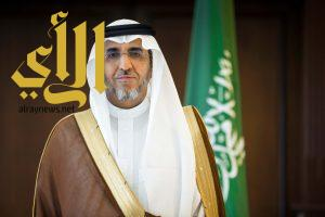 القصبي يشكر القيادة للموافقة على تنظيم المركز السعودي للاعتماد