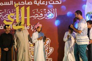 """مسرح الطفل يجذب زوار مهرجان """" وادينا .. تراث واصالة """" بوادي الدواسر"""