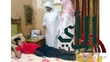 """شاب سعودي مقيد بالأغلال منذ 6 سنوات والسبب """"أنثى من الجن"""""""