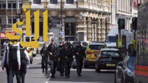 انفجار في محطة لمترو انفاق في لندن