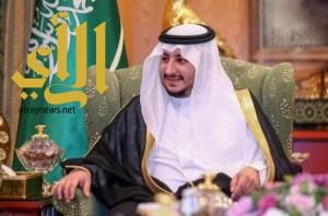 برئاسة نائب أمير المنطقة إنشاء مركز إعلامي لمنطقة الجوف