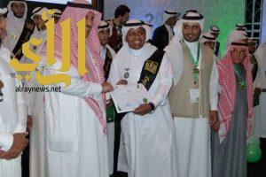 ناصر بن حمدان يحصل على المركز الثاني بكلية الطب بجامعة الملك خالد