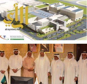 مستشفى خيري و ٣٤٠٠ وظيفه للشباب السعودي بمدينه البترجي الطبيه بمكه