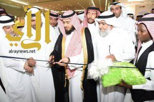 مدير عام التعليم بمنطقة مكة يرعى الاحتفال باليوم العربي لمحو الأمية