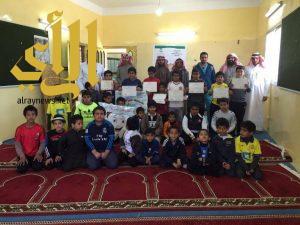 مركز صحي باشوت يزور إبتدائية العمارن ضمن فاليات الفحص الطبي الشامل