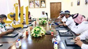 تعليم رجال ألمع يستضيف اجتماع المجلس التطويري الكشفي الثاني لمحافظات عسير